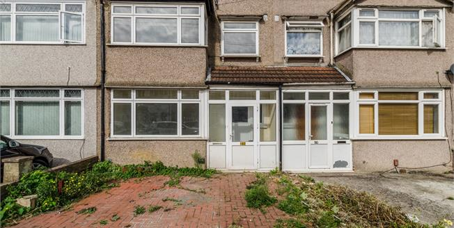 Offers in excess of £425,000, 3 Bedroom Terraced House For Sale in Thornton Heath, CR7
