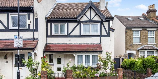 Asking Price £500,000, 5 Bedroom Semi Detached House For Sale in Croydon, CR0