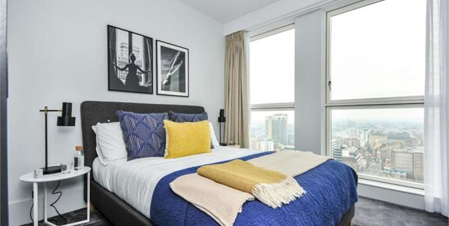 £377,500, 1 Bedroom Upper Floor Flat For Sale in Croydon, CR0