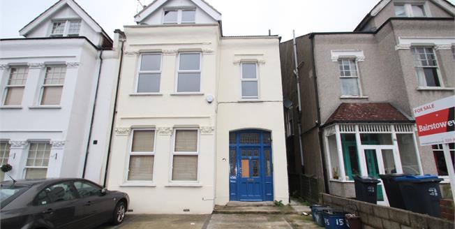 Asking Price £335,000, 2 Bedroom Flat For Sale in Croydon, CR0