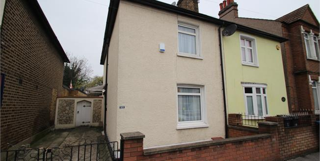 Offers Over £350,000, 3 Bedroom Semi Detached House For Sale in Croydon, CR0