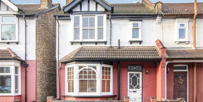 Asking Price £415,000, 3 Bedroom Terraced House For Sale in Croydon, CR0