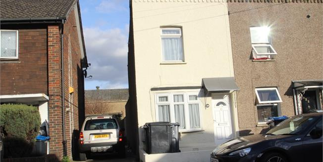 Offers Over £300,000, 2 Bedroom End of Terrace House For Sale in Croydon, CR0