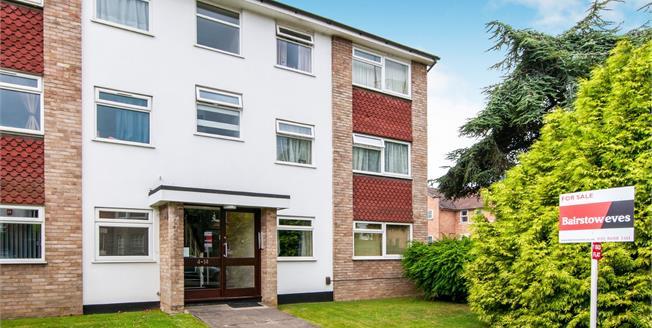 Asking Price £270,000, 1 Bedroom Flat For Sale in Croydon, CR0