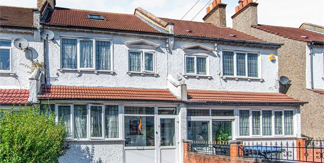 Asking Price £450,000, 3 Bedroom Terraced House For Sale in Croydon, CR0