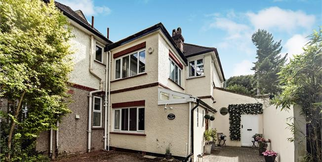 Guide Price £550,000, 4 Bedroom Semi Detached House For Sale in Kenley, CR8