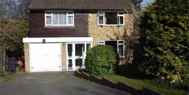Asking Price £560,000, 4 Bedroom Detached House For Sale in Kenley, CR8
