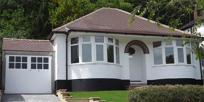 Offers in excess of £450,000, 3 Bedroom Detached Bungalow For Sale in Kenley, CR8