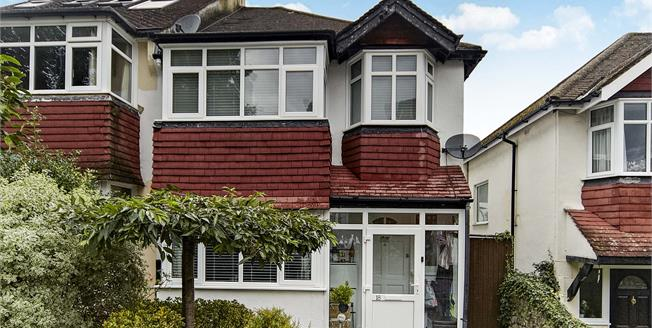 Offers in excess of £465,000, 3 Bedroom Semi Detached House For Sale in Kenley, CR8
