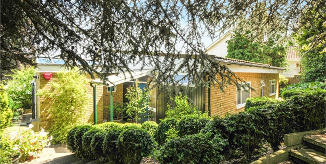 Guide Price £585,000, 2 Bedroom Detached Bungalow For Sale in Kenley, CR8