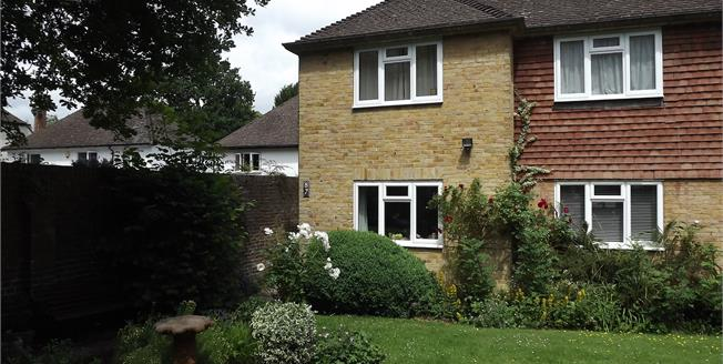 Guide Price £265,000, 2 Bedroom Maisonette For Sale in Kenley, CR8