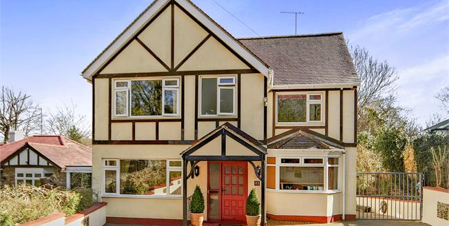Offers in the region of £700,000, 4 Bedroom Detached House For Sale in South Croydon, CR2