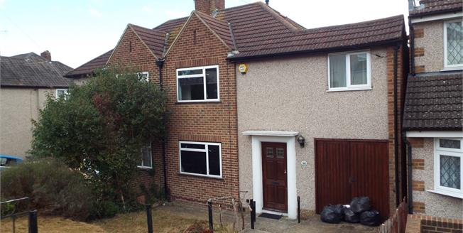 Offers in excess of £350,000, 3 Bedroom Semi Detached House For Sale in New Addington, CR0