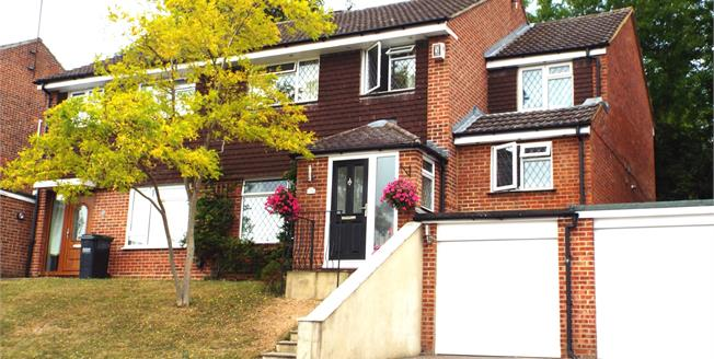 Fixed Price £475,000, 5 Bedroom Semi Detached House For Sale in South Croydon, CR2