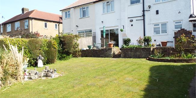 Asking Price £575,000, 5 Bedroom Semi Detached House For Sale in South Croydon, CR2