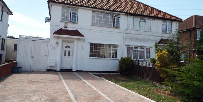 Asking Price £375,000, 3 Bedroom Semi Detached House For Sale in New Addington, CR0