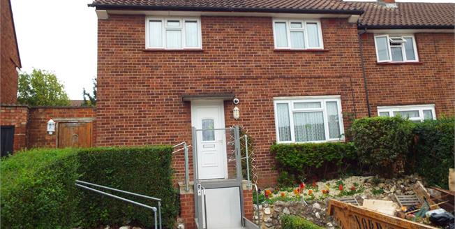 Asking Price £335,000, 3 Bedroom End of Terrace House For Sale in New Addington, CR0