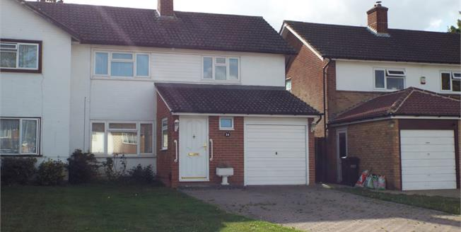 Asking Price £450,000, 3 Bedroom Semi Detached House For Sale in Croydon, CR0