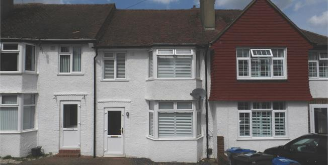 Asking Price £390,000, 3 Bedroom Terraced House For Sale in South Croydon, CR2