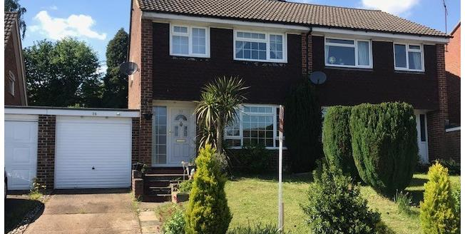 £415,000, 3 Bedroom Semi Detached House For Sale in South Croydon, CR2