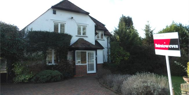 Asking Price £800,000, 3 Bedroom Detached House For Sale in South Croydon, CR2