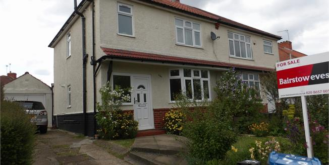 Offers in the region of £435,000, 3 Bedroom Semi Detached House For Sale in South Croydon, CR2