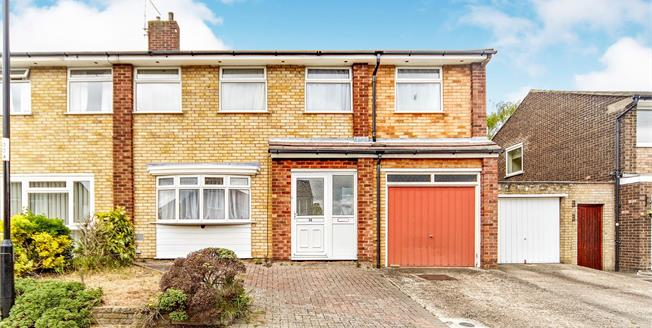 Fixed Price £475,000, 4 Bedroom Semi Detached House For Sale in South Croydon, CR2