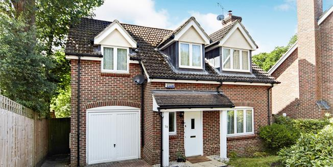 Asking Price £635,000, 5 Bedroom Detached House For Sale in South Croydon, CR2