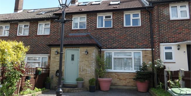 Offers in excess of £405,000, 4 Bedroom Terraced House For Sale in New Addington, CR0