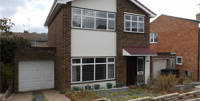 Asking Price £450,000, 3 Bedroom Detached House For Sale in South Croydon, CR2