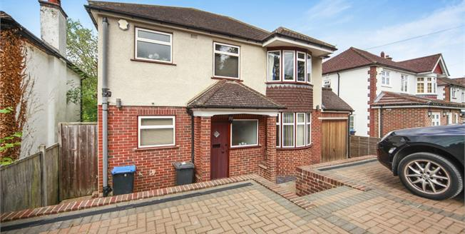 Offers in excess of £600,000, 4 Bedroom Detached House For Sale in Warlingham, CR6