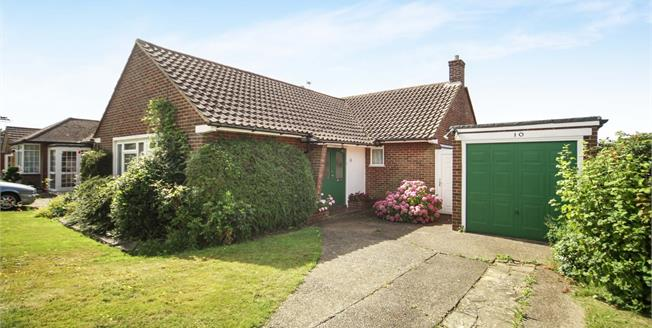 Offers in excess of £575,000, 3 Bedroom Detached Bungalow For Sale in South Croydon, CR2