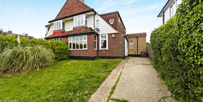 Guide Price £650,000, 5 Bedroom Semi Detached House For Sale in South Croydon, CR2