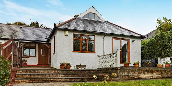 Guide Price £699,950, 4 Bedroom Semi Detached Bungalow For Sale in South Croydon, CR2