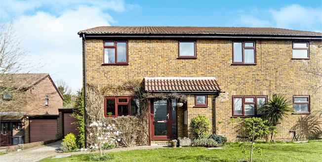 Guide Price £450,000, 4 Bedroom Semi Detached House For Sale in South Croydon, CR2