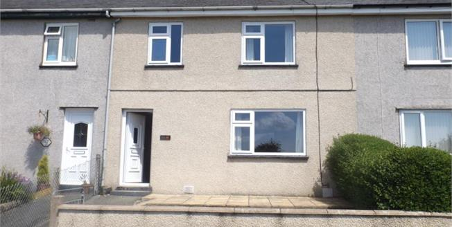 £110,000, 4 Bedroom Terraced House For Sale in Mynytho, LL53