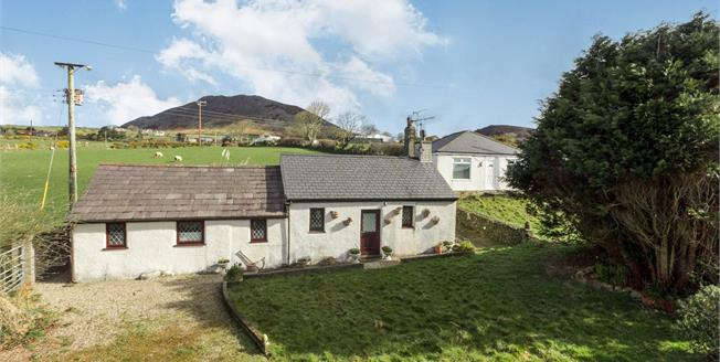 Asking Price £237,500, 3 Bedroom Detached Cottage For Sale in Llaniestyn, LL53
