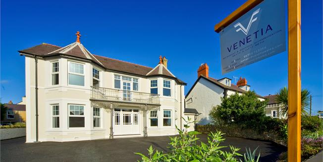 £895,000, 5 Bedroom Detached House For Sale in Abersoch, LL53