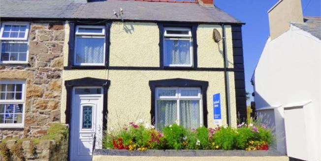 £145,000, For Sale in Llanbedrog, LL53