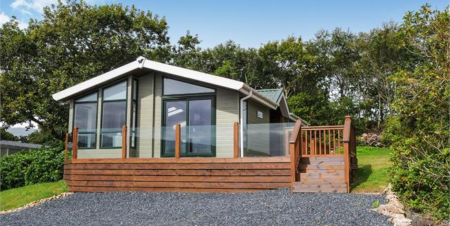£155,000, 2 Bedroom Detached Bungalow For Sale in Gwynedd, LL53