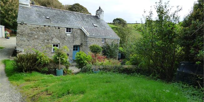 Asking Price £410,000, 3 Bedroom Detached Cottage For Sale in Llangian, LL53