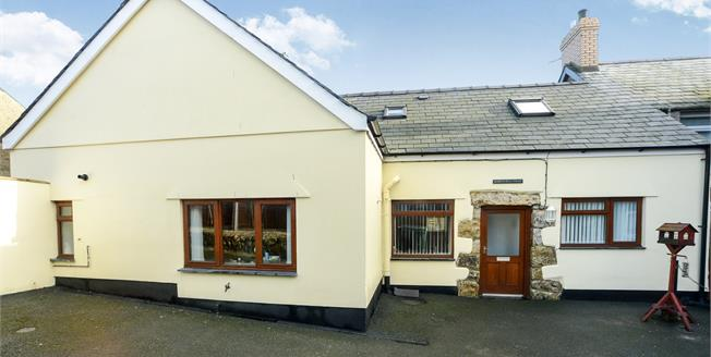 Asking Price £215,000, 3 Bedroom Link Detached House Cottage For Sale in Llanbedrog, LL53