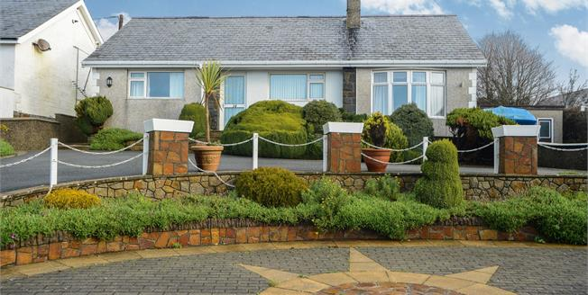 Asking Price £350,000, 3 Bedroom Detached Bungalow For Sale in Abersoch, LL53