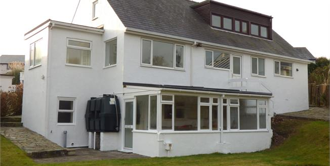 Asking Price £395,000, 5 Bedroom Detached House For Sale in Abersoch, LL53