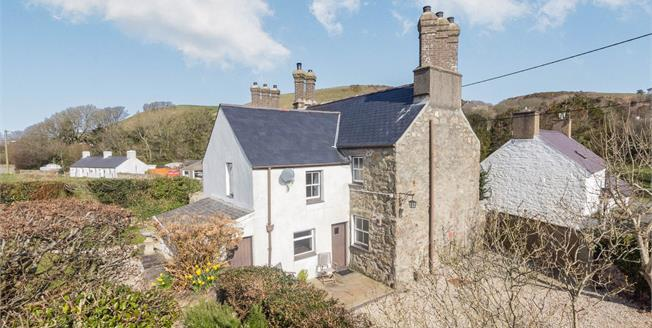 Asking Price £550,000, 4 Bedroom Detached House For Sale in Llangian, LL53