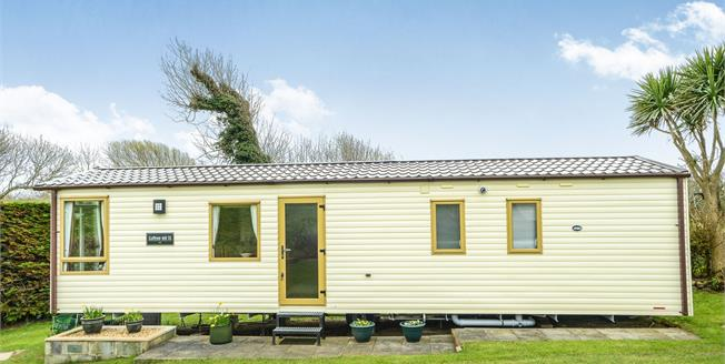 Offers in excess of £150,000, 2 Bedroom Mobile Home For Sale in Abersoch, LL53