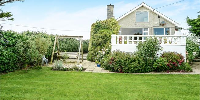 Asking Price £325,000, 2 Bedroom Detached Bungalow For Sale in Aberdaron, LL53
