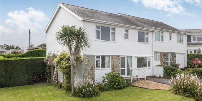 Asking Price £350,000, 3 Bedroom Link Detached House For Sale in Abersoch, LL53