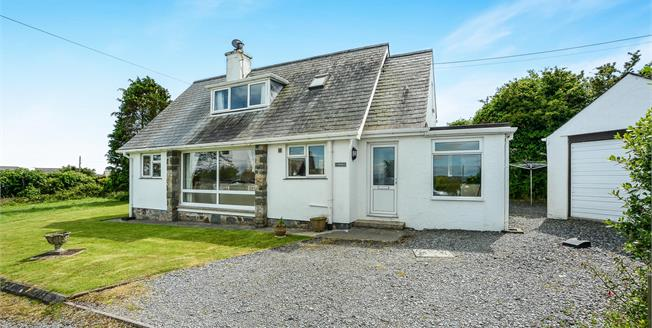 Asking Price £450,000, 4 Bedroom Detached House For Sale in Abersoch, LL53