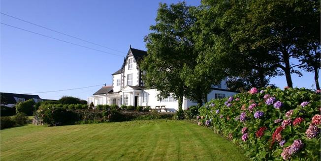 Asking Price £1,200,000, Detached House For Sale in Abersoch, LL53